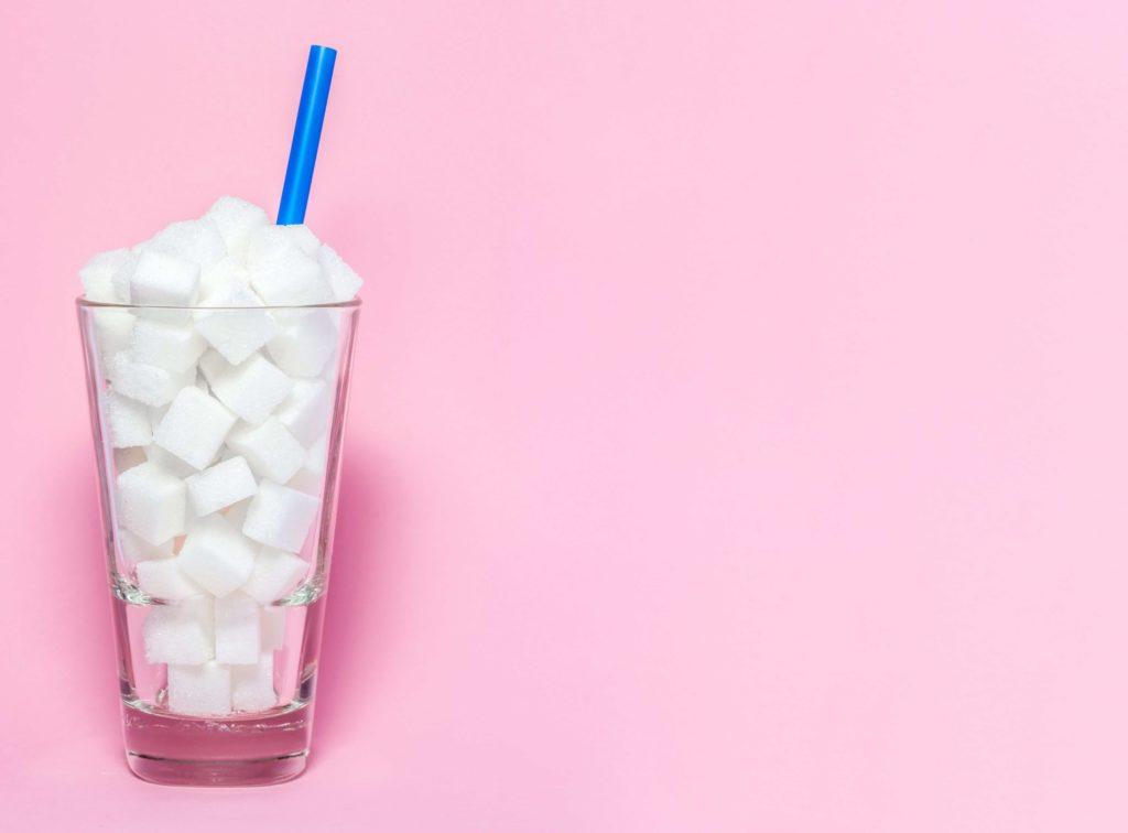 Insuline hormoon, bij suiker een verhoogde afgifte
